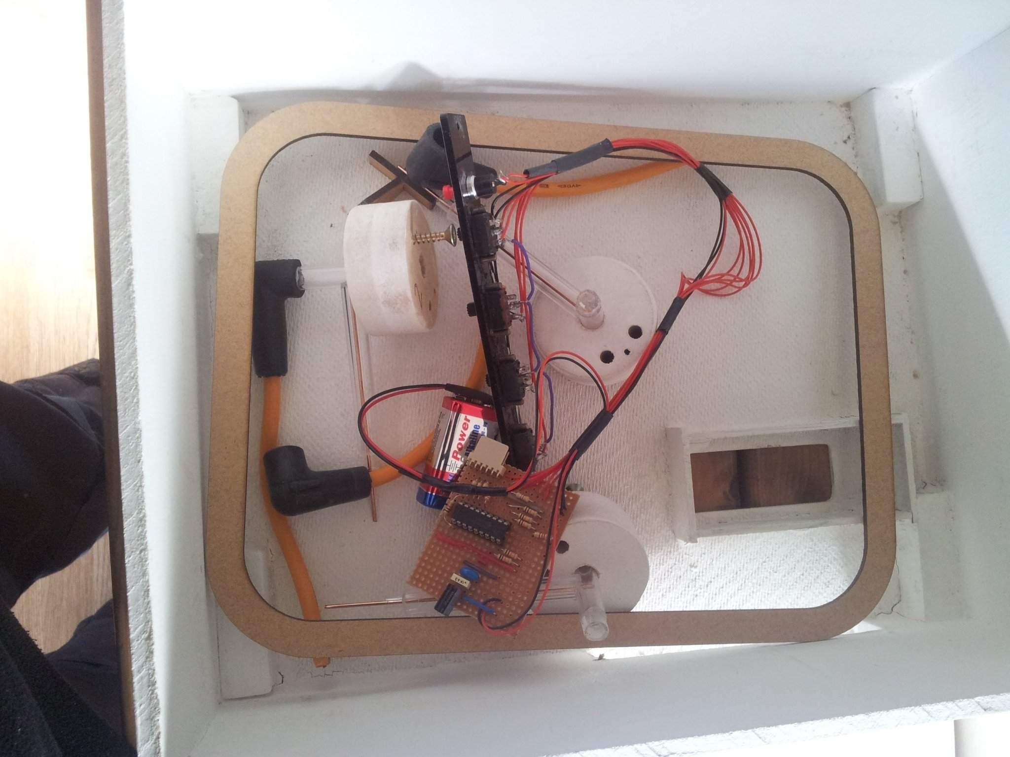 flux capacitor build | Z22SE co uk