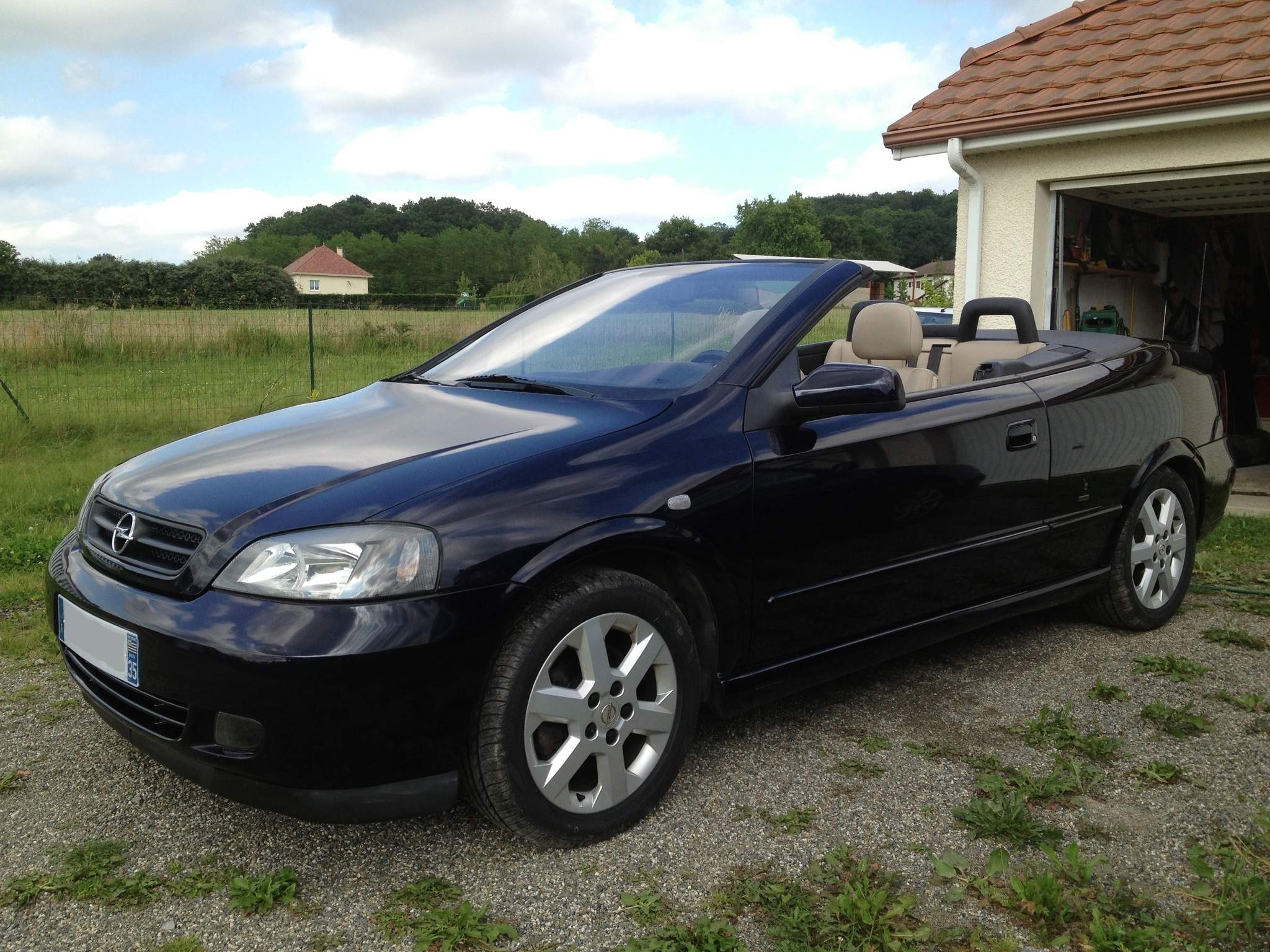marty from france new astra g z22se bertone convertible. Black Bedroom Furniture Sets. Home Design Ideas