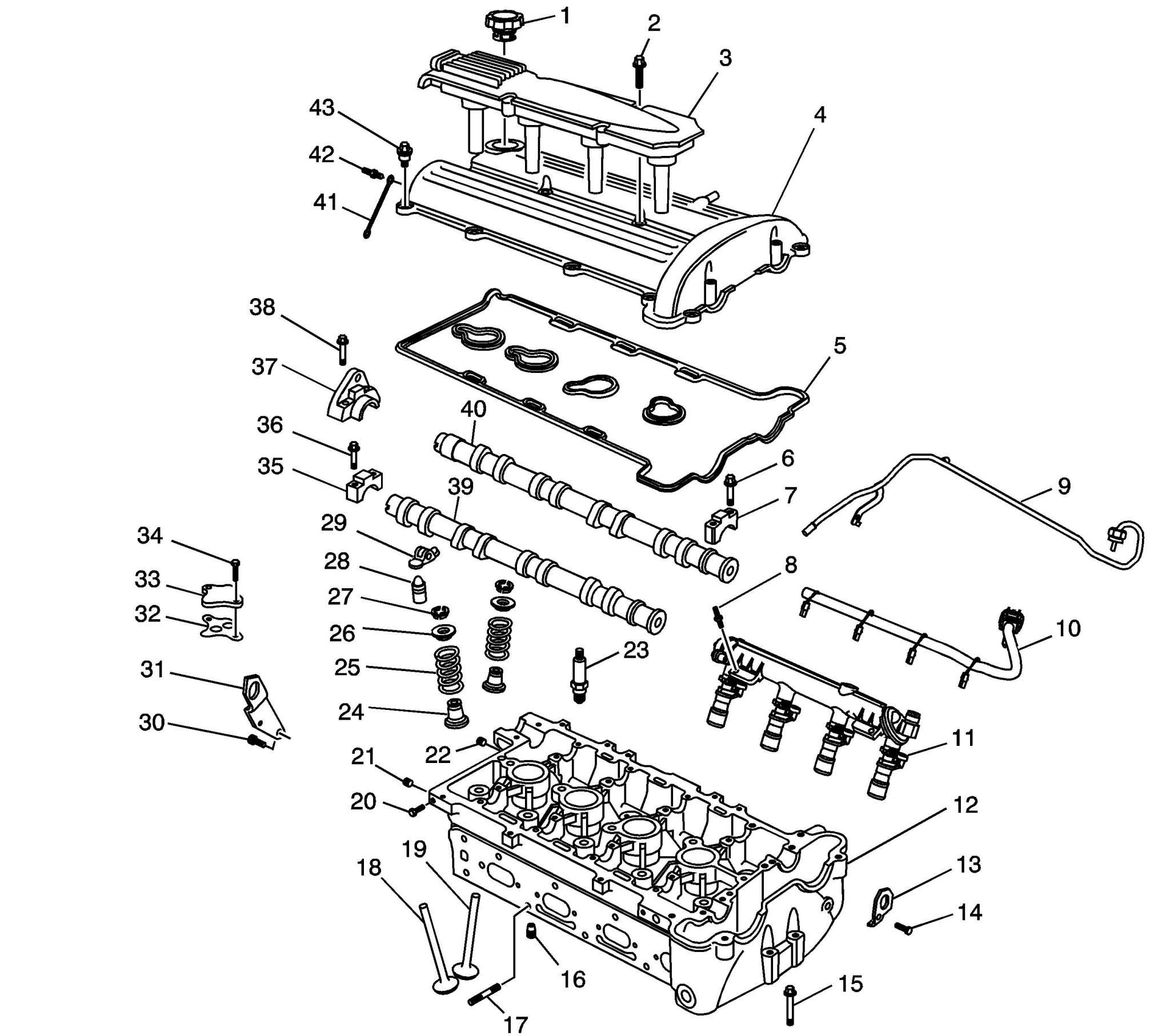 Ecotec Engine Diagram Head Reinvent Your Wiring Gm 4 2l Z22se Co Uk Rh 14 Turbo