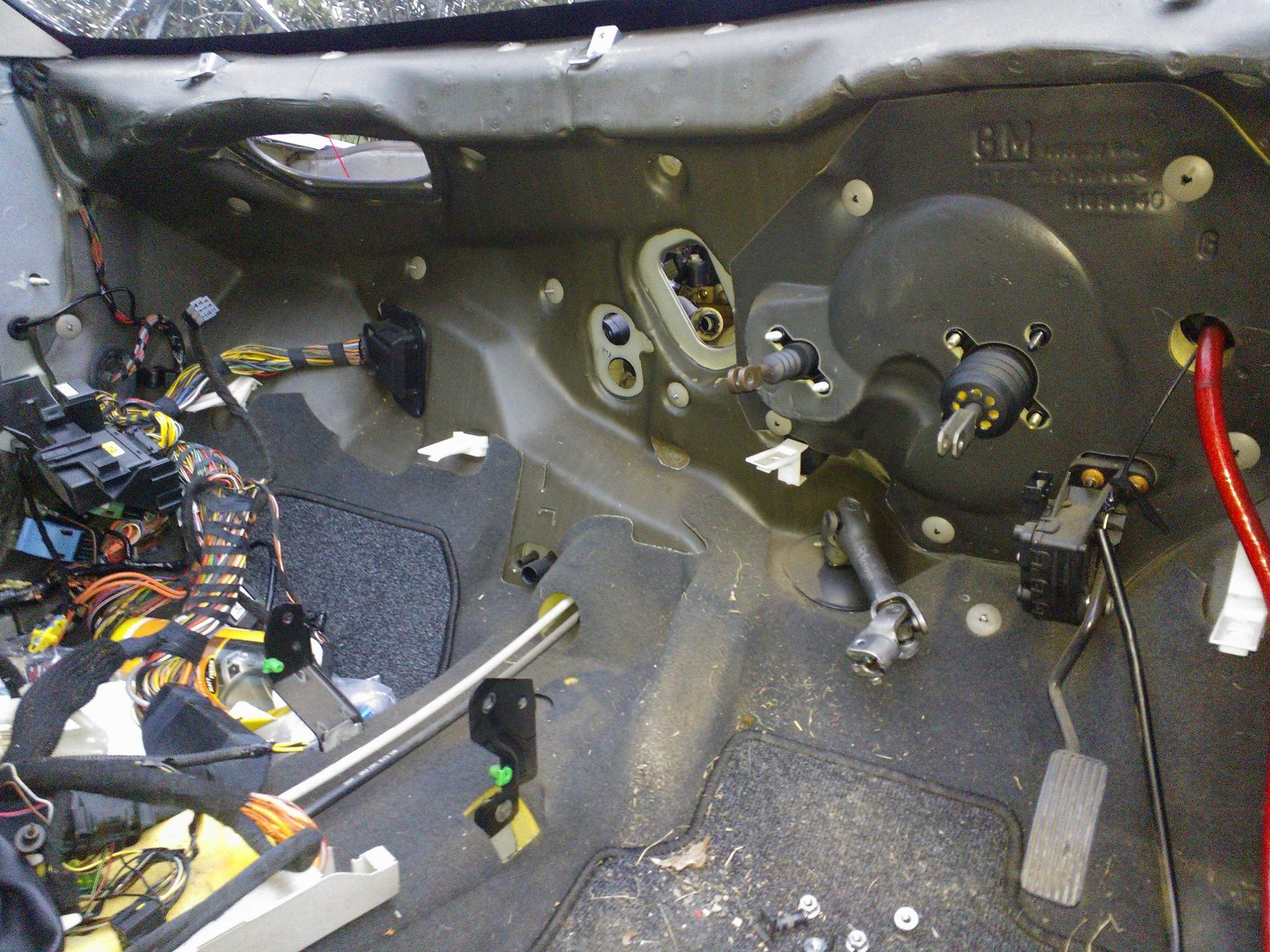 mk4 astra z22se car audio amp wiring is it gonna be a pig wp 000354